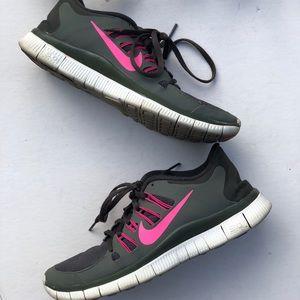 Nike Free 5.0 Women's running sneakers
